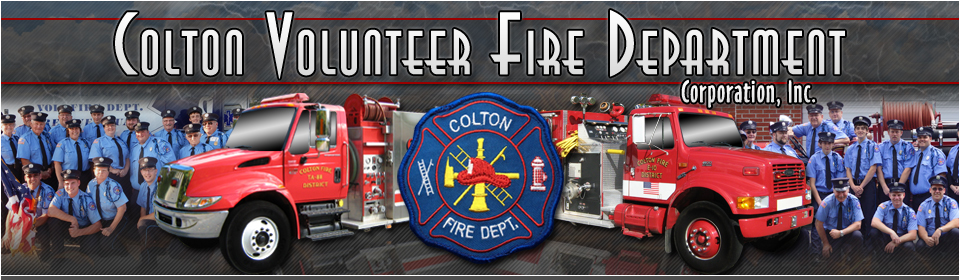 Colton Volunteer Fire Department